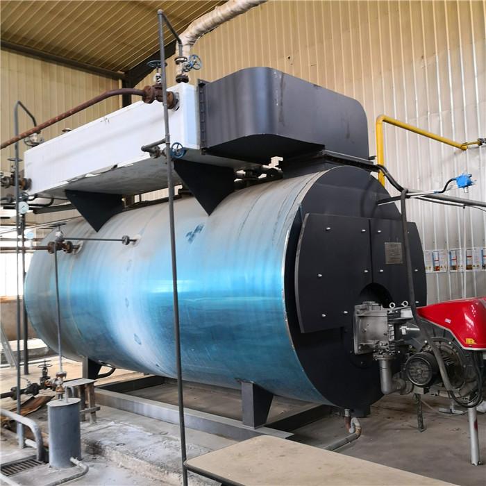 Horizontal Type Diesel Fired Steam Boiler