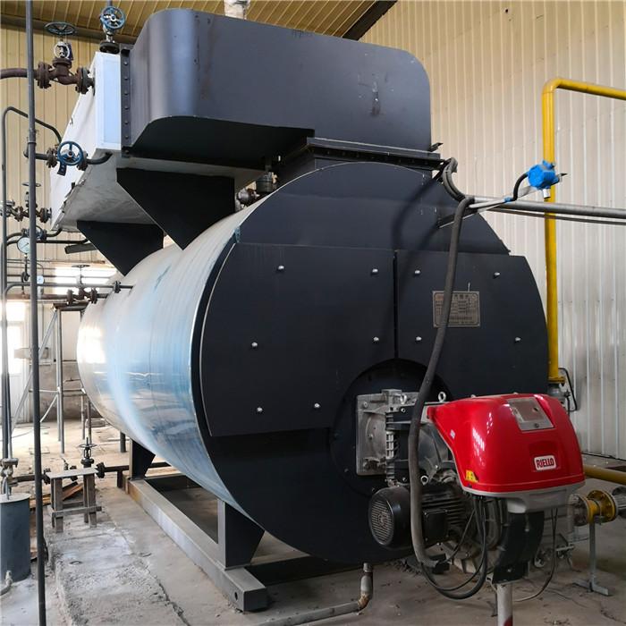 Industrial LPG Fired Hot Water Boiler