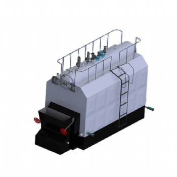Double Drum Water Tube Steam Boiler